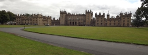 Floors Castle Panoramic View