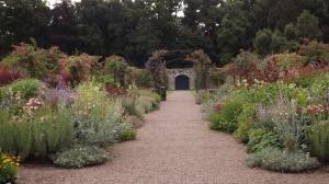 Walled Garden Corridor