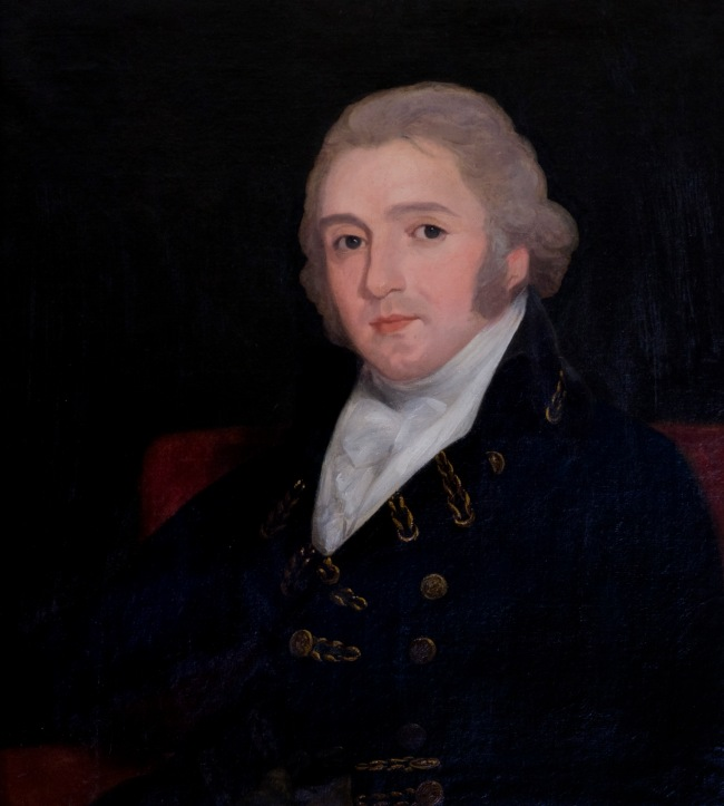 Captain Thomas Graham – East India Company Captain and Georgian Country Gentleman