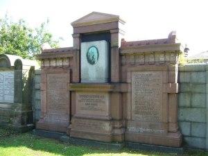 Rev Guthrie Grange Cemetery