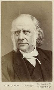Rev Thomas Guthrie DD at the time of the Great Disruption