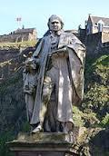 Thomas Guthrie Statue Princes St Gardens